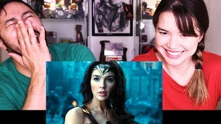 HONEST TRAILERS: WONDER WOMAN | Reaction!