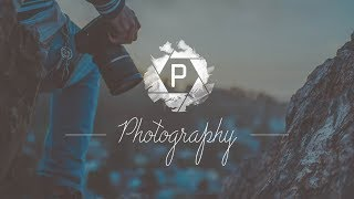 Photoshop Tutorial Photography Logo Design | Sopheap Design