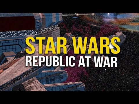 STAR WARS REPUBLIC AT WAR! Ep 7