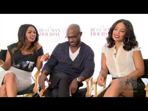 'The Best Man Holiday' Cast Reveals Their Twerk Skills - HipHollywood.com