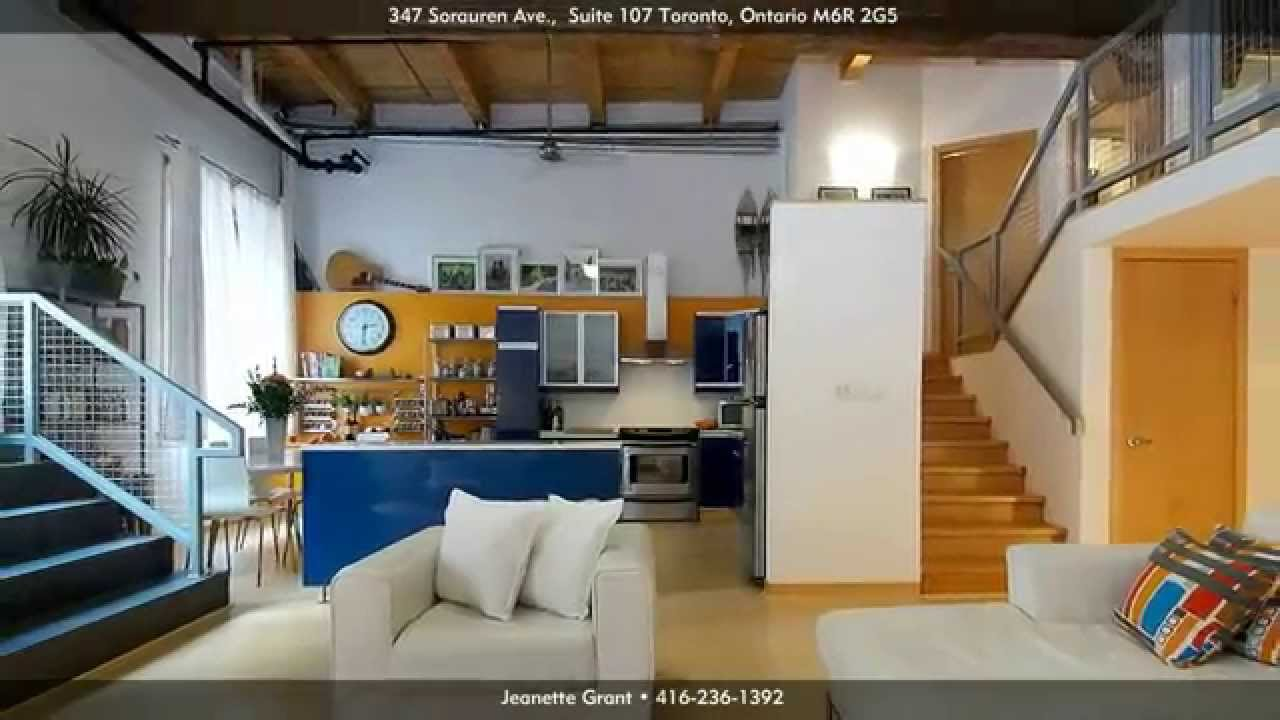 347 Sorauren Ave Suite 107 Toronto M6R 2G5 Styled Shown And SOLD By Jeanette Grant