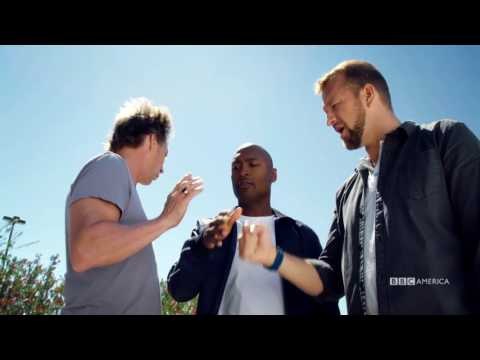 Top Gear America | The Stig Has Arrived | Series Premiere Sunday July 30 @ 8/7c on BBC America