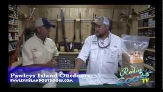 South Carolina Shrimp Baiting Overview with Pawleys Island Outdoors