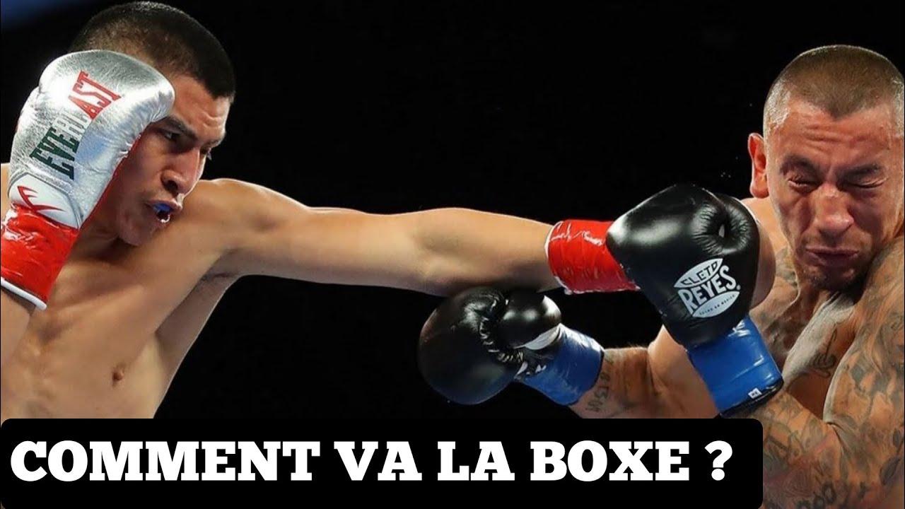 CVLB : Loma clash Lopez / Errol Spence est de retour / OUBAALI vs DONAIRE en décembre
