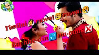 Video Timro Ankhama Aashu WhatsApp status by uTainment download MP3, 3GP, MP4, WEBM, AVI, FLV Juni 2018