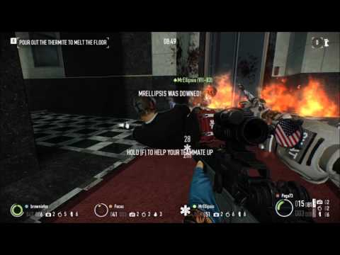 Payday 2 Overdrill - The Legend of the Globe