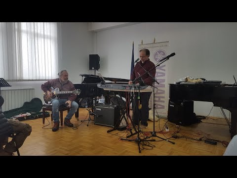 Genos • MACEDONIA promotion • with Ognen STAMATOSKI- ft Toni KITANOVSKI [Part I]
