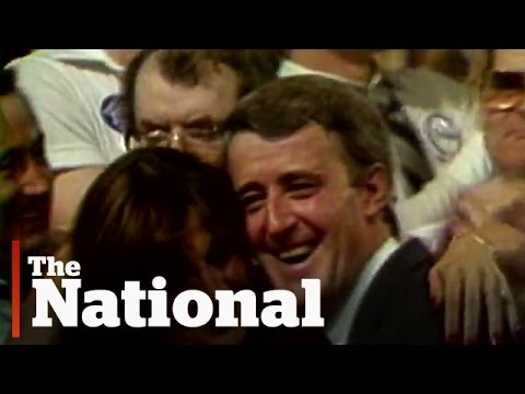 Download Brian Mulroney chosen to lead the PC party   From the Archives