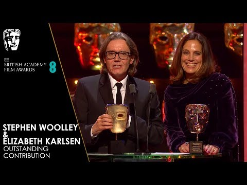 Outstanding Contribution to British Cinema | Full Speech | EE BAFTA Film Awards 2019