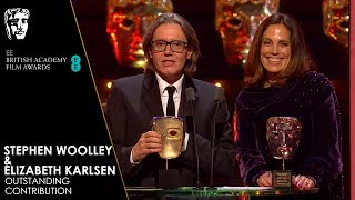 Outstanding Contribution to British Cinema | Full Speech | EE BAFTA Film Awards 2019