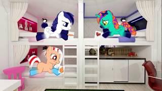 """♥Пони клип: """"Три сестры""""♥"""