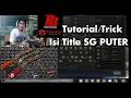 Tutorial/Trick/Tips Isi Slot Title Senjata SG PUTER- Cara Bermain Point Blank