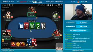 Poker Livestream Daily Highlights | Ep. 335 | Trainwreckstv, JeffGrossPoker, ArlieShaban, nanonoko