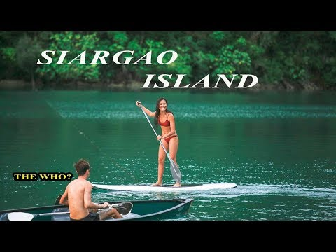 SIARGAO ISLAND ( The best island in the Philippines)