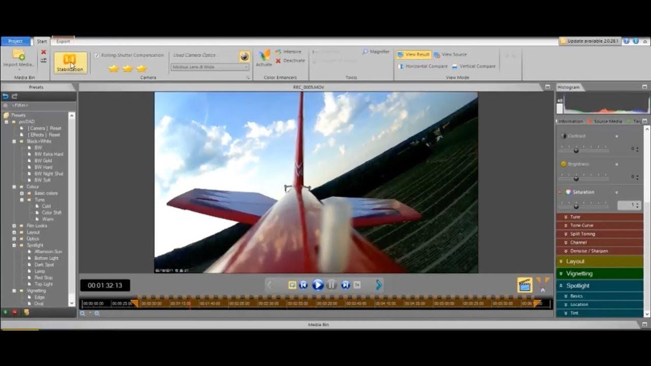 Review ProDrenalin, Mercalli & ReSpeeder Video Software
