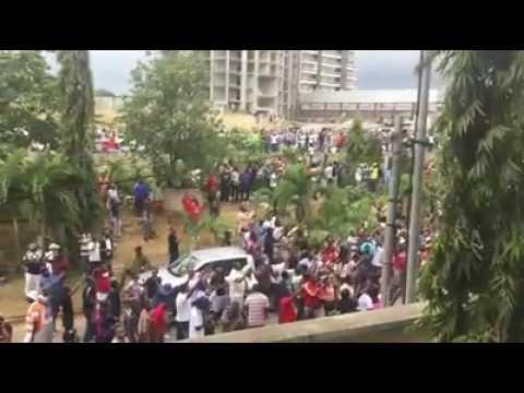 #Gabon - Les Gabonais savourent la victoire de Jean Ping
