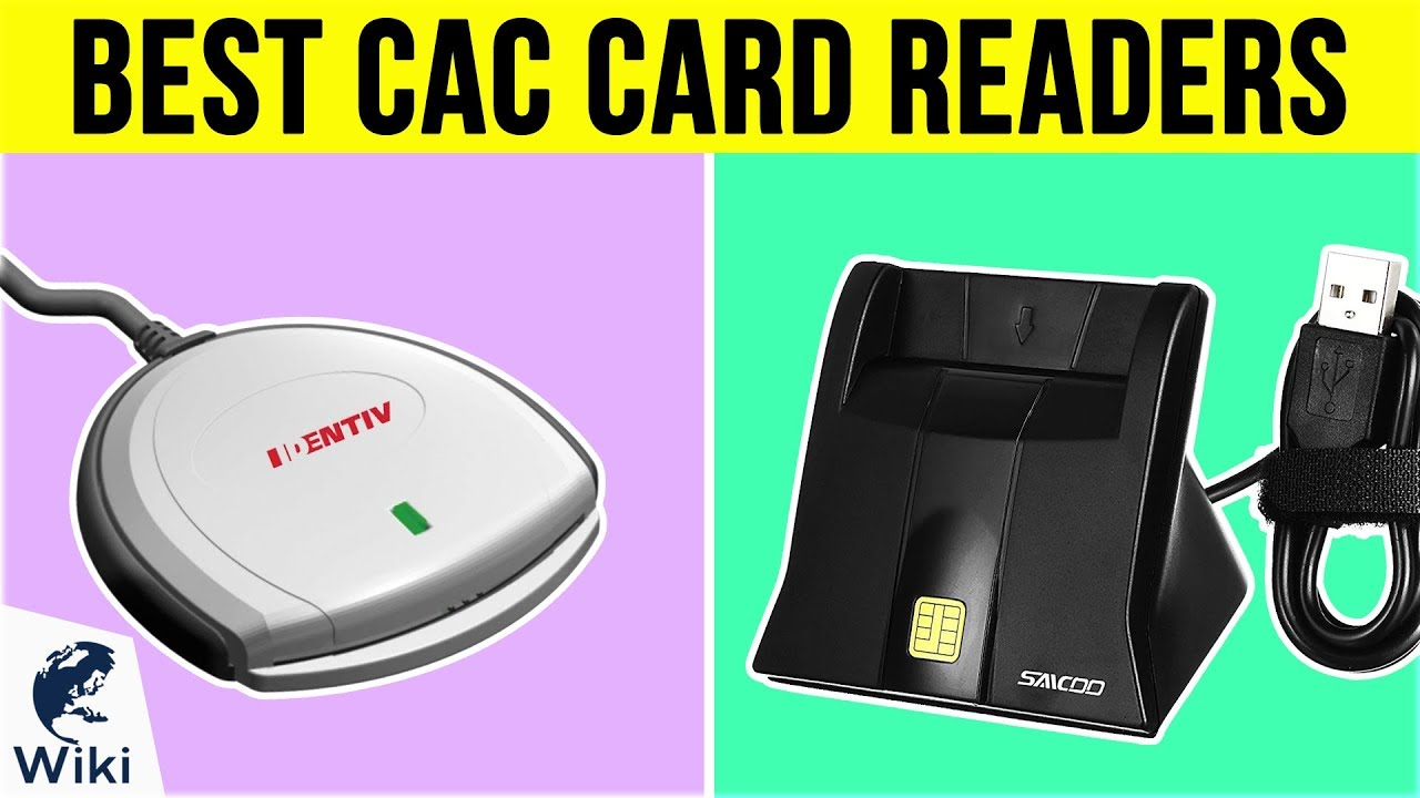 10 Best CAC Card Readers 2019