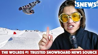 SNOWBOARD NEWS!! *Exclusive Interview* - /r/snowboardmemes