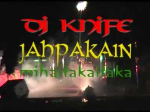 DJ KNIFE /// MIHAIFAKAIFAKA [ LIVE ] GASY