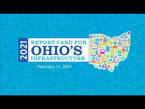 2021 ASCE Ohio Infrastructure Report Card