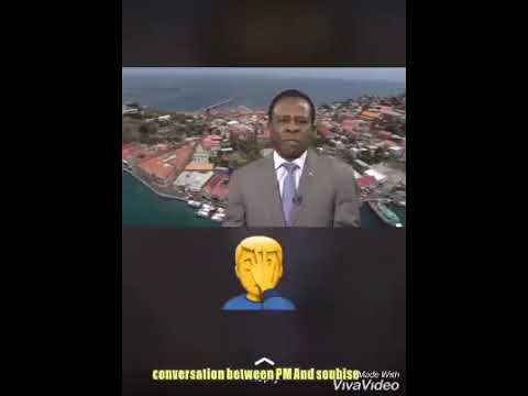 Soubise Trolling The Government Of Grenada! Hon. Keith Mitchell
