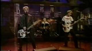 Green Day - Basket Case - David Letterman - June 1994
