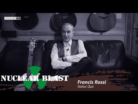 GOTTHARD - Francis Rossi About 'Bye Bye Caroline' (OFFICIAL TRAILER)