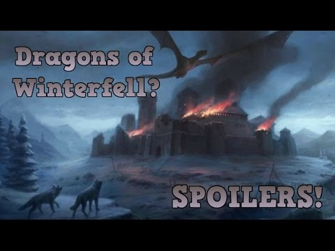 The Best Game of Thrones Theory   Dragons of Winterfell