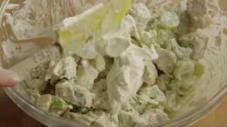 Chicken Recipe - How To Make Creamy Chicken Salad