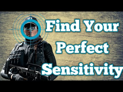 Rainbow Six Siege | Finding Your Perfect Sensitivity - R6