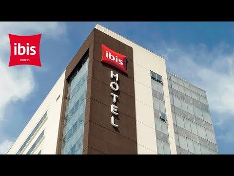Discover Ibis Osasco • Brazil • Vibrant Hotels • Ibis