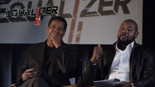 """THE EQUALIZER 2 - NBA Finals """"The Audition"""" Promotion"""