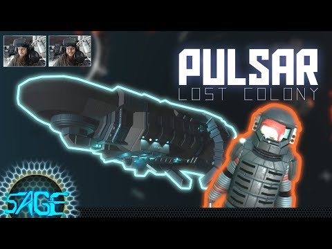Pulsar: Lost Colony, Figuring out our EVERYTHING! New Group (#1)