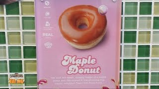 Carbs - Yogurtland Maple Donut