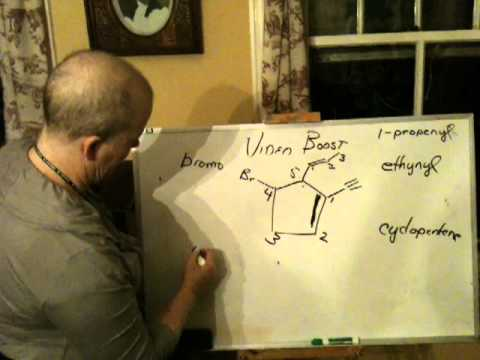More Nomenclature Problems, rings with double bond and alcohols