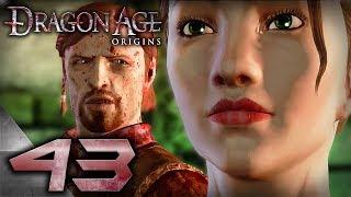 Dragon Age Origins | Gameplay Walkthrough #43 (Pesadilla) - El Arl de Risco Rojo