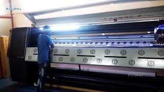 10 feet flex printing machine 10 feet flex and vinyl printing machi...