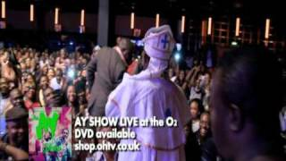 AY THE FALSE PROPHET on AY Show Live @ O2