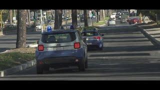Presentata la nuova flotta di Jeep e Alfa Romeo per la Polizia di Stato