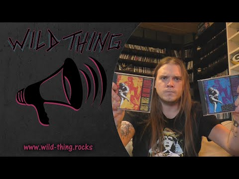 Guns 'n' Roses – Use Your Illusion 1 oder 2: Welche ist besser? | Wild Thing – Diskussion