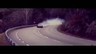 車 900馬力スープラのハイパワードリフト! 峠 公道 ドリフト カッコイイ (480P_NAVI_EN_MP4)