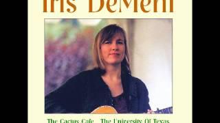 Iris DeMent The Cactus Cafe Austin, Tx 1994 09 18