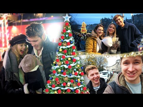 ALFIE STOLE OUR BABY  //  EDINBURGH ADVENTURE