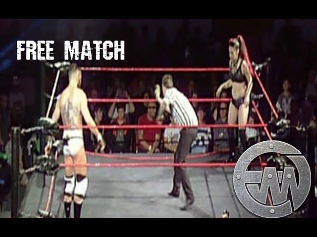 Free Match: Career Vs Heavyweight Title Match! Skarlett Vs Philip Bateman