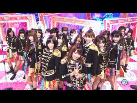 AKB48 - Heavy Rotation (Male Ver.)