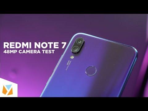 Redmi Note 7 Camera Review: 48MP, Night Mode, Portrait, Video