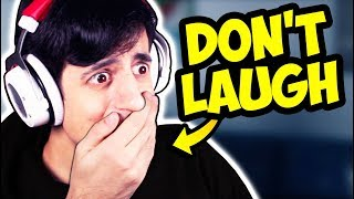 You Laugh You Lose Challenge (Leaked LAUGH REVEAL Video??)