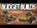 BUDGET BUILDS UNDER 4000 POWERSCORE - Crossout gameplay