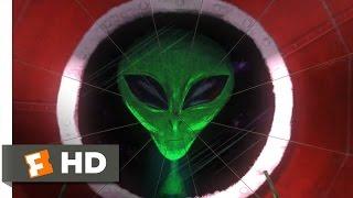 Arthur Christmas (9/10) Movie CLIP - Season's Greetings From Mankind (2011) HD