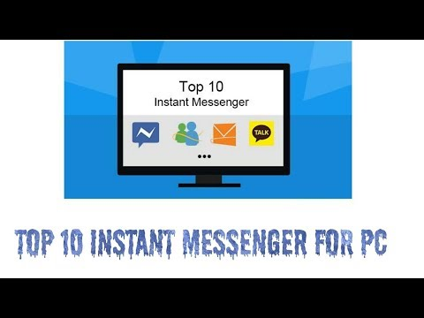 Instant Messaging Apps For Pc, Computer, Laptop